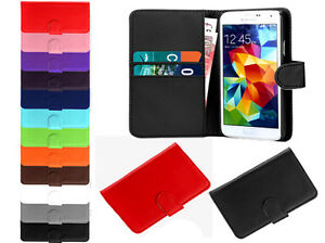 Leather-Book-Cover-Pouch-Case-For-Samsung-Galaxy-S7560-S7562-i8260-i8262-G3815