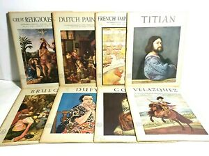 8-Vintage-an-Abrams-Art-Book-Portfolio-Edition-The-Library-of-Great-Painters