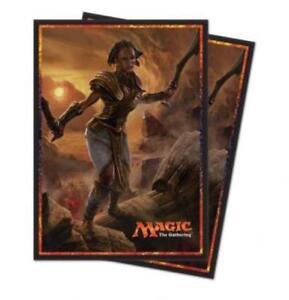 Ultra-Pro-MtG-Sleeves-Card-Sleeves-Hour-of-Devastation-Samut-the-Teste-MINT