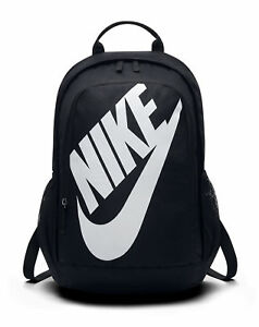 Nike Hayward Futura 2.0 Backpack Bookbag Black White BA5217-010 ... e1277d901028b