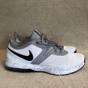 official photos 7cf4d 1a9bb Details about Nike Air Max Typha 2 Flywire Size 11.5 Gray/White Men's Cross  Training Shoes