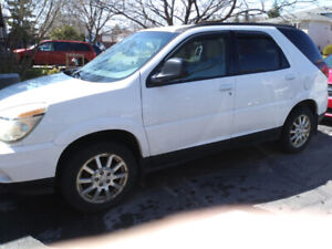 2007 Buick Rendevous as is