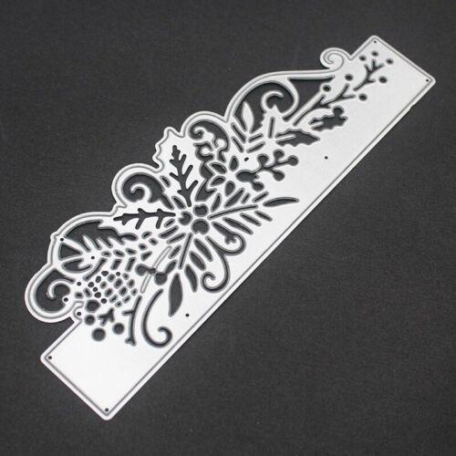 Cutting Dies Metal Stencil DIY Scrapbooking Embossing Paper Photo Album Craft au