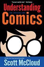 Understanding Comics : The Invisible Art by Scott McCloud (1994, Paperback)