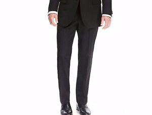 Men-039-s-New-Black-Formal-Cruise-Prom-Wedding-Dinner-Dress-Tuxedo-Suit-Trouser
