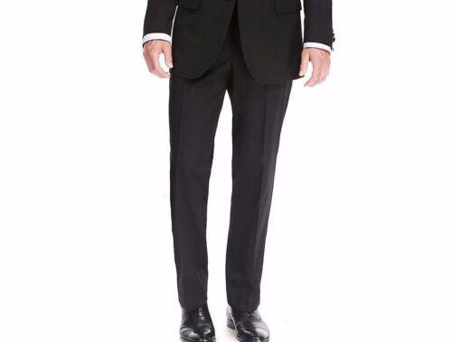 da Tuxedo nero Pantalone da uomo nuziale cerimonia da uomo Suit 1S6aw