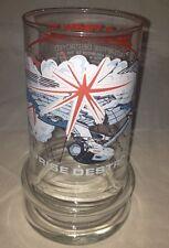 Star Trek Search For Spock Taco Bell 1984 Drinking Glass Enterprise Destroyed
