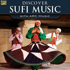 Mckeehan / Khan / Traditional / Various - Discover Sufi Music [New CD]