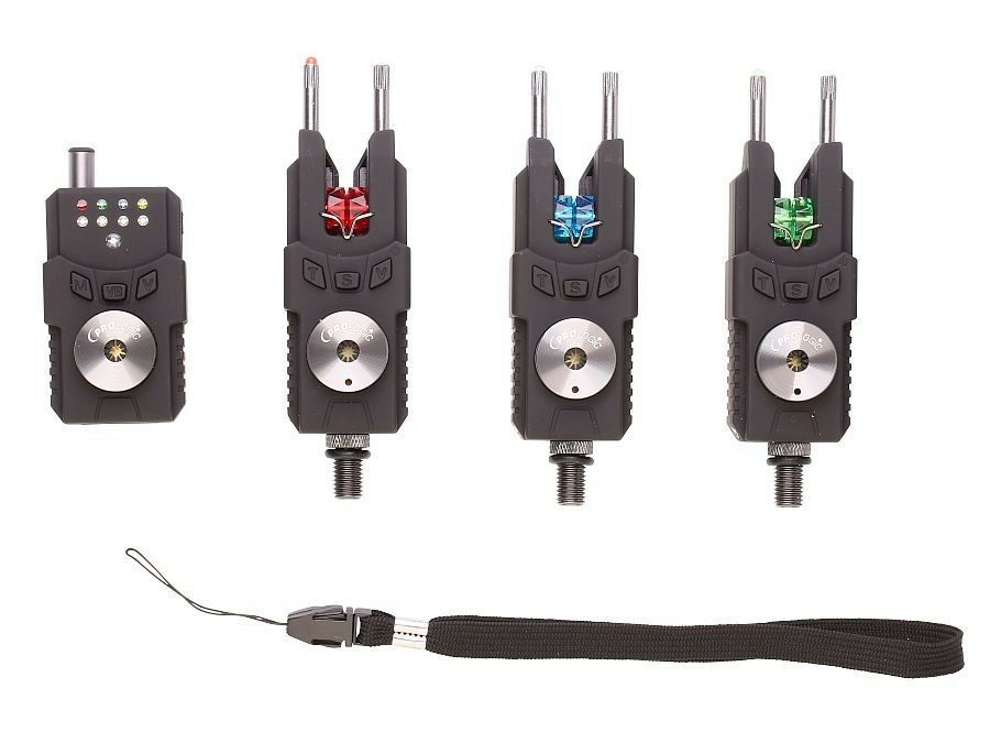 Prologic SMX WTS Bite Alarms + receiver   2+1 and 3+1 kit   100% waterproof