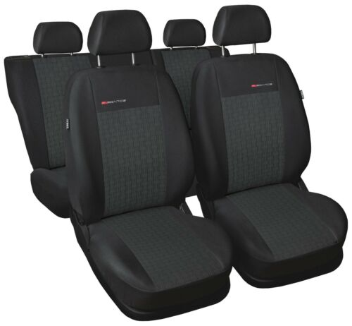 Sitzbezüge Sitzbezug Schonbezüge für Mitsubishi Carisma Komplettset Elegance P1