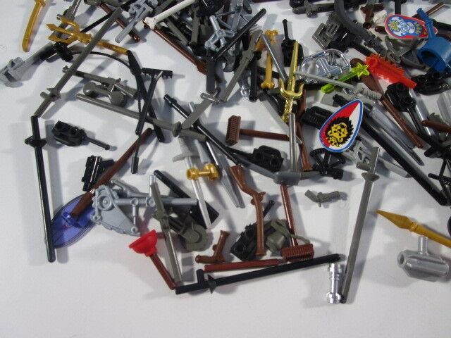 LEGO -  LOTE GIGANTE DE ARMAS Y ACCESORIOS VARIADOS VARIADOS VARIADOS LEGO - 3  - LUJO  d60e6e