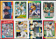 thumbnail 5 - Lot-of-58-cards-see-pics-Mark-McGwire-Rickey-Henderson-Jose-Canseco-w-RC-A-039-s