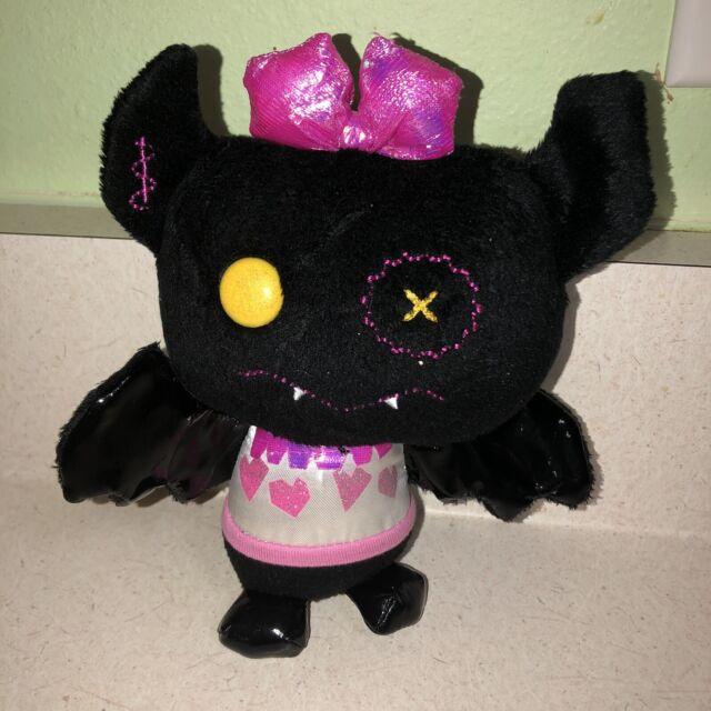 Just Play Mattel Monster High Count Fabulous Black Bat Draculaura's Pet 6