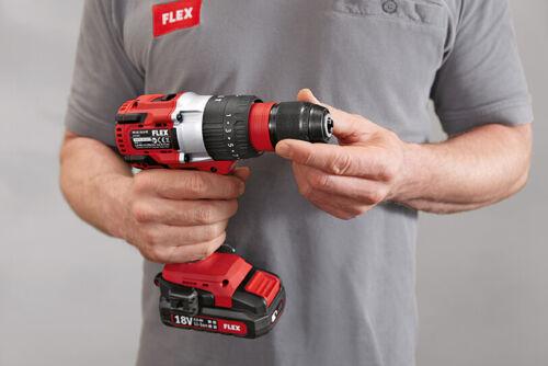 Flex 18 V 2-Gang Batterie-coup PD 2 G 18.0 s52