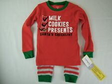ec303e733ed3 Buy Carters Toddler Boys Santa Checklist Pajama Set 3t online
