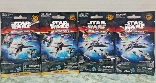 Star Wars Micro Machines Series 1 Blind Bags Action Figure