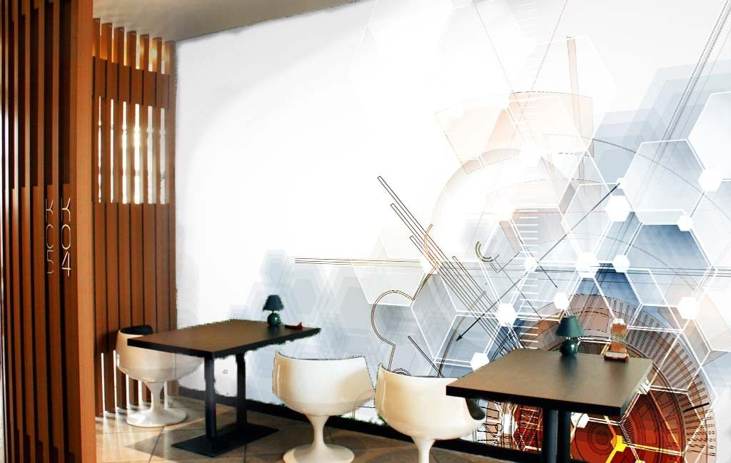 3D Creative Design 45 Wall Paper Wall Print Decal Wall Deco Indoor Wall Murals