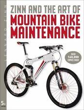 Zinn & the Art of Mountain Bike Maintenance by Zinn, Lennard