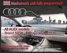 BRAND NEW AUDI DSG MECHATRONIC UNIT, S TRONIC TT,A1,A3,S3,A4,S4,A6,S6,A8,S8,B8