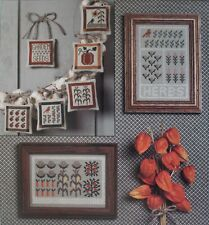 by Cinnamon Heart Needleworks Summer Berries
