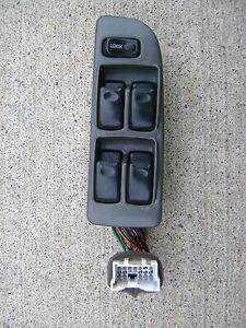 2002 Kia Sportage For Sale >> 99 - 02 KIA SPORTAGE 4D SUV FRONT DRIVER LEFT SIDE MASTER POWER WINDOW SWITCH | eBay