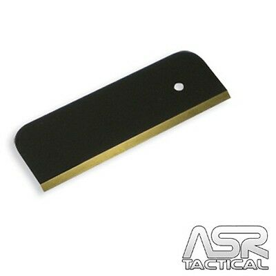 Non-Metallic Zirconia Ceramic Wear-Resistant Non-Dulling Covert Razor Blade