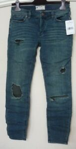 128 Jeans Nwt Free Fishnet Skinny People wIU7qUX