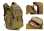 miniature 2 - 40L-Outdoor-Backpack-Tactical-MOLLE-Assault-Pack-Military-Gear-Rucksack