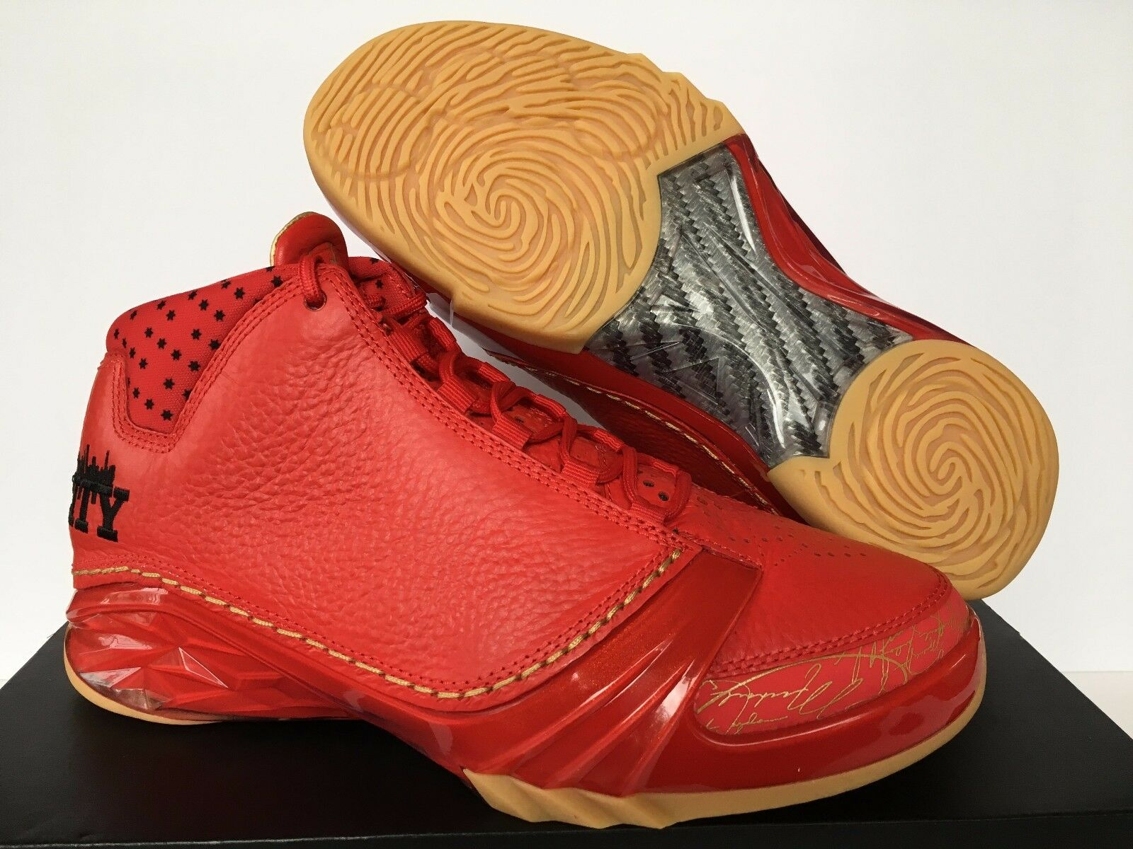 MEN'S NIKE AIR JORDAN XX3 CHICAGO SHOES UNIVERSITY RED 811645-650 SIZE 9.5