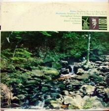 EDUARD VAN BEINUM brahms 3 & mendelsohn no 4 LP VG+ LC 3411 Epic WL Promo Record