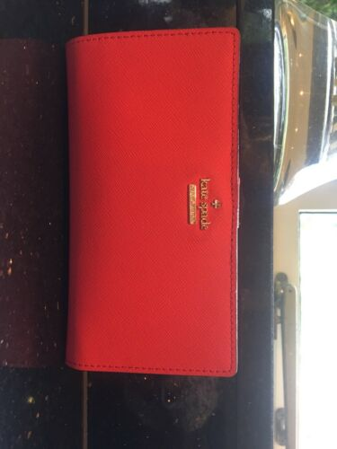 Spade Real Real Kate Purse Red Kate nw0PkO