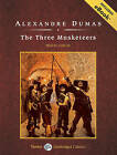 The Three Musketeers by Alexandre Dumas (CD-Audio, 2008)