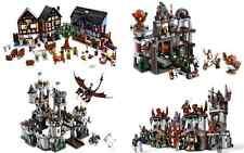 Lego Castle Fantasy Era 7094 7097 7093 7079 7036 7029 7979 10193 852001 7041 Set
