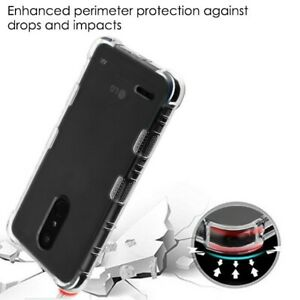 For-LG-Stylo-5-Phone-Case-Flexible-HYBRID-Rubber-Silicone-Gel-Shockproof-Cover