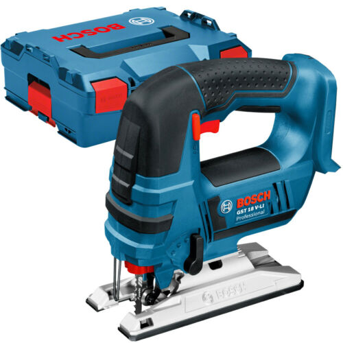 Bosch GST18VLIBNCG 18V Cordless Jigsaw Body Only in L-Boxx 06015A6101