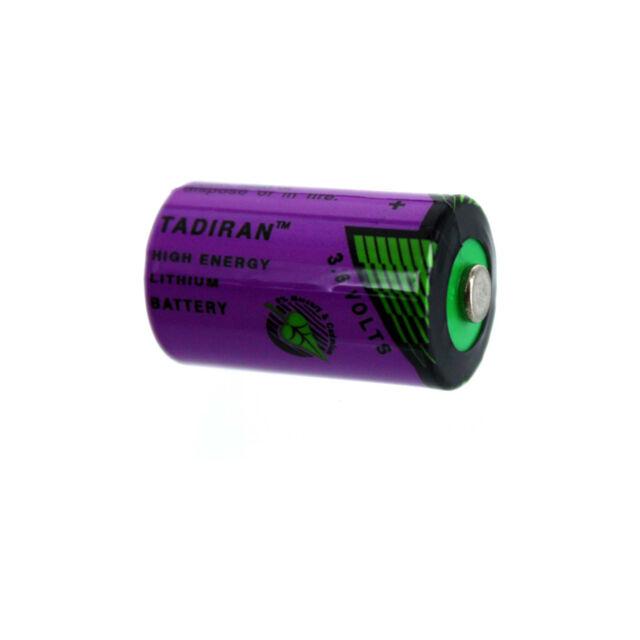 Tadiran TL-2150 1/2AA STD 3.6V Lithium Thionyl Chloride Battery FAST USA SHIP