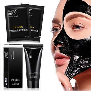 schwarze maske black head killer peel off pilaten gesichtsmaske mitesser pickel ebay. Black Bedroom Furniture Sets. Home Design Ideas