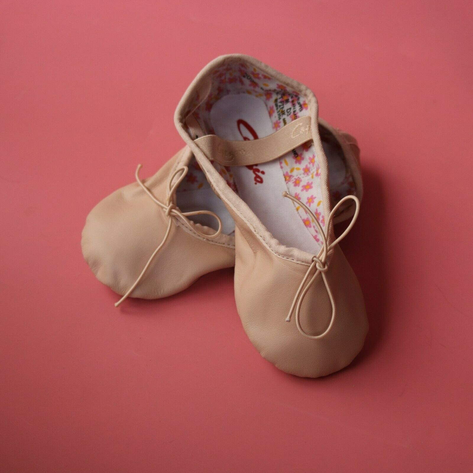 Capezio DAISY 205 NARROW Ballet Shoes Pink Leather NEW Various Sizes