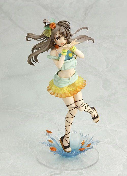 Figurine Love Live  Minami Kotori Jump Ver PVC 1 8 Figure