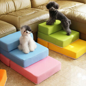 Image Is Loading Foldable Pet Staircase Mat Waterproof Mesh Pet Bed