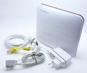 Vodafone-DSL-Easybox-803-A-WLAN-Wifi-4-Port-Modem-Routeur-Inclus-Alimentateur