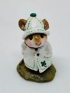 Wee-Forest-Folk-April-Showers-Ltd-Ed-St-Parltrick-s-Day-M180