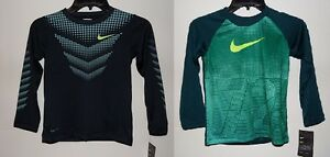 Nike-Boys-Long-Sleeve-Dri-Fit-Top-Size-4-5-6-NWT
