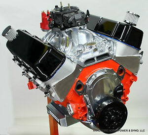 Details about 632ci Big Block Chevy Pro-Street Engine 800hp+ Built-To-Order  Dyno Tuned