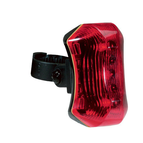 CATEYE TL-LD170-R BIKE BICYCLE REAR SAFE LIGHT TAIL LIGHT RED LED NEW