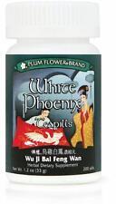 Plum Flower, White Phoenix Teapills, Wu Ji Bai Feng Wan, 200 ct