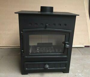 Lambda 7kw Multi Fuel And Woodburning Stove Ebay