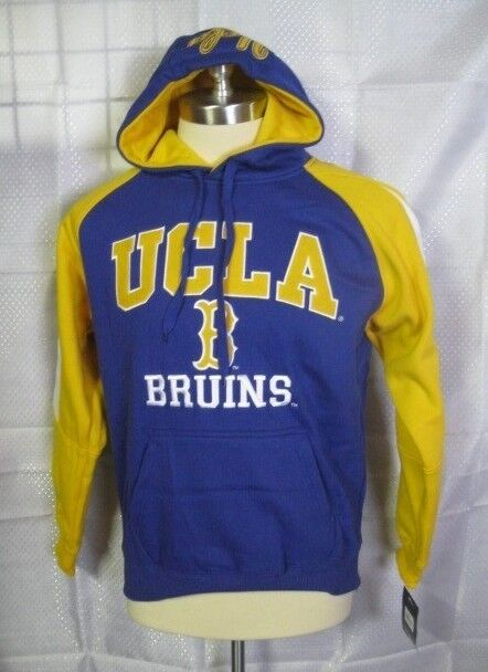 UCLA Bruins Colosseum NCAA bluee and gold Sweatshirt 2XL Brand New With Tags
