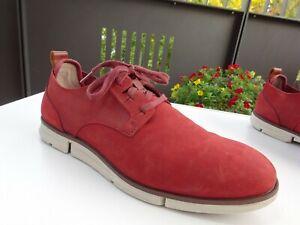 Details zu CLARKS TRIGENIC Flex Her Extrem SOFT Schuhe Leder Extralight Gr.41,5(7,5) f.Neuw