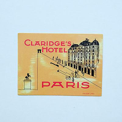 """#2743 Retro Aerlinte Eireann Irish Airlines Vintage Luggage Label 2.5/"""" Sticker"""